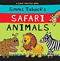 Simms Taback's Safari Animals (Giant Fold-Out Book)