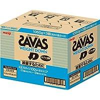 【Amazon.co.jp 限定】明治 SAVAS(ザバス) ウェイトダウン ヨーグルト風味【150食分】 3,150g (景品付き)
