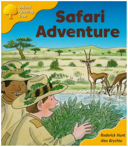 Oxford Reading Tree: Stage 5: More Storybooks C: Safari Adventureの詳細を見る