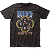 Impact Merchandising KISS Alive in '79 Fitted Jersey tee