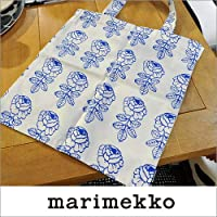 marimekko VIHKIRUUSU スモールファブリックバッグ