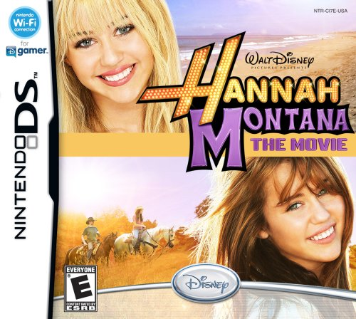 Hannah Montana the Movie (輸入版:北米) DS