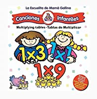 La Escuelita De Mam? Gallina - Tablas De Multiplicar by AQA Singers