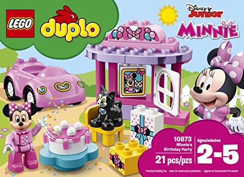 レゴ(LEGO)デュプロ ミニーのお誕生日パーティー 10873