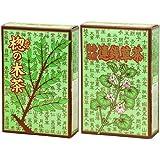 【タラノキ茶30包+連銭草茶30包】 たらの木葉 煮出し用ティーパック カキドオシ茶