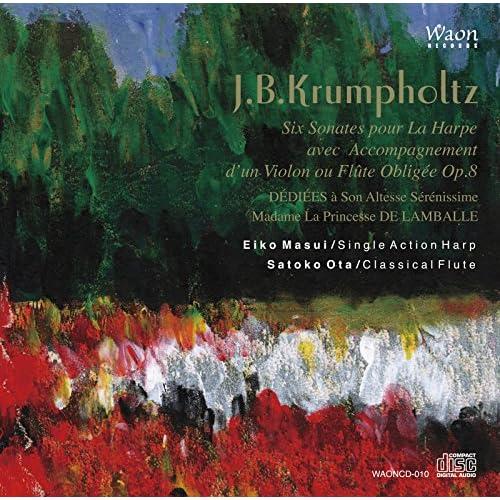 Krumpholtz: 6 Harp Sonatas, Op. 8