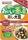 おいしい蒸し豆 蒸し大豆100g1箱(10袋入)
