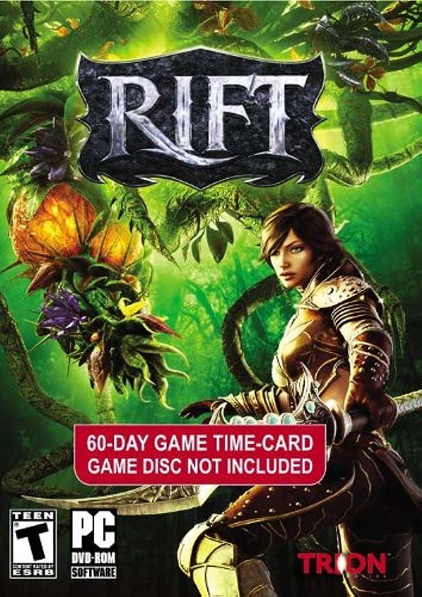 器具シャーロックホームズ有罪Rift 60 day game time card (輸入版)