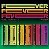KQ Entertainment ATEEZ - Zero : Fever Part.1 Album+Folded Poster+Extra Photocards Set (THANXX+Inception+Diary ver. Set)