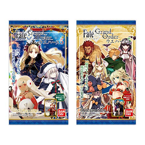 Fate/Grand Orderウエハース5 (20個入) 食玩・ウエハース (Fate/Grand Order)