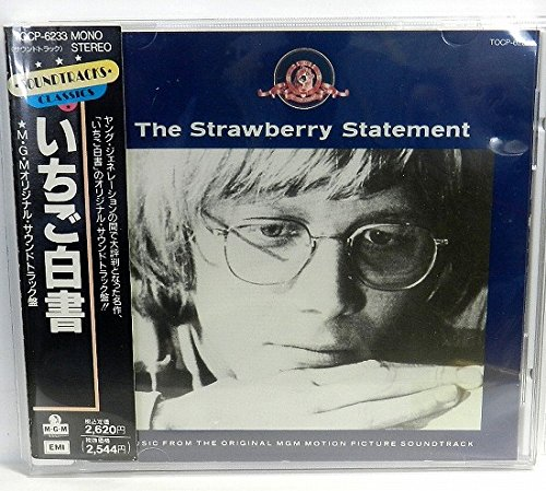 the strawberry statement Kidstuff the strawberry statement by james simon kunen random house 150 pp $495 push comes to shove by steven kelman houghton-mifflin.