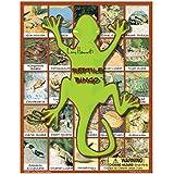 Reptile Bingo Game [並行輸入品]