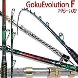 総糸巻 GokuEvolution F 195-100 ブラック [90063-bk]