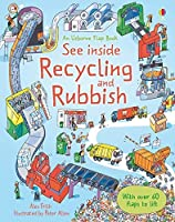 See Inside Recycling and Rubbish by Alex Frith(2011-01-01)