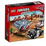 レゴ (LEGO) ジュニア ディズニー カーズ ウィリーのスピードトレーニング 10742