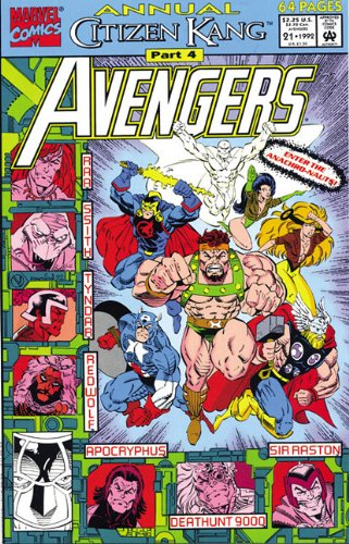 Download Avengers 0785153012