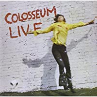 COLOSSEUM LIVE (2CD RE-MASTERED & EXPANDED EDITION)