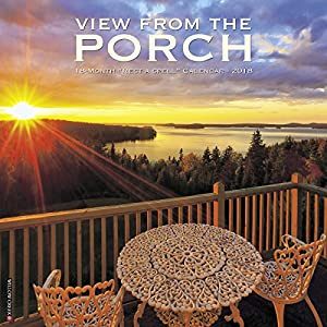 View From The Porch 2018 Calendar