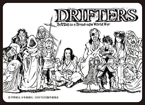 きゃらスリーブコレクション マットシリーズ ドリフターズ 「DRIFTERS」 (No.MT301)
