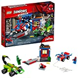 LEGO Juniors Spider-Man Vs. Scorpion Street Showdown 10754 Building Kit (125 Piece)
