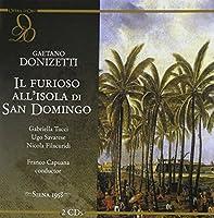 Il Furioso All'Isola De San Domingo