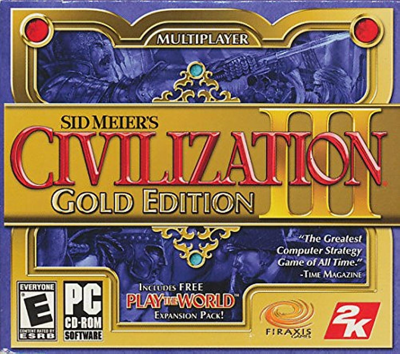 マットレス一次多用途Civilization 3 Gold (輸入版)