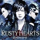 RUSTY HEARTS(初回限定盤A)(DVD付)(在庫あり。)
