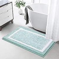 Color&Geometry バスマット 玄関マット 吸水 速乾 足ふきマット 滑り止め付 丸洗える お風呂 ドア ふわ…