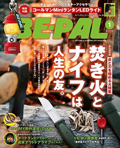 BE-PAL (ビーパル) 2017年 1月号 [雑誌]の詳細を見る
