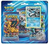Pokemon TCG XY12 Evolutions Triple Booster Pack