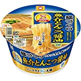 マルちゃん 麺づくり 魚介とんこつ醤油 98g×12個