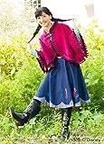 シークレットハニー ディズニー コラボ アナと雪の女王 リアルアナドルマンショートジャケット