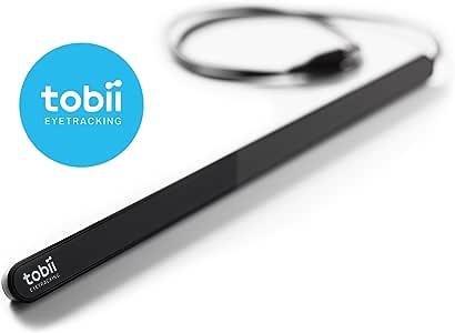 Tobii Eye Tracker 4C - The Game-changing Eye Tracking Peripheral for Streaming, PC Gaming & Esports