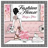 Fashion House: Illustrated Interiors from the Icons of Style 画像