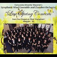 C.U.W. Symphonic Wind Ens & Chamber Orch: Live