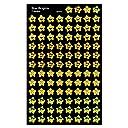 トレンド ごほうびシール 星 800片 Trend superShapes Stickers Star Brights T-46069