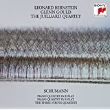 シューマン:弦楽四重奏曲全集、ピアノ五重奏曲&ピアノ四重奏曲
