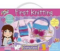 Galt Toys Inc First Knitting by Galt [並行輸入品]
