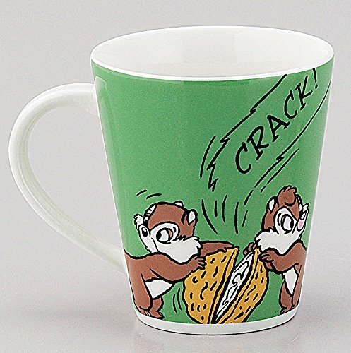 ディズニー コミックアート マグカップ チップ&デール 3214-09