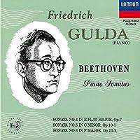 ベートーヴェン : ピアノ・ソナタ第4番変ホ長調