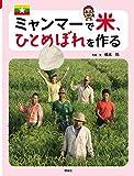 ミャンマーで米、ひとめぼれを作る (世界のあちこちでニッポンシリーズ)