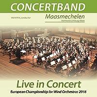 European Championship For Wind O 2016: Concertband Maasmechelen