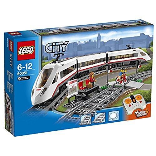レゴ (LEGO) シティ ハイスピードパッセンジャートレイ...