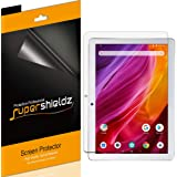 (3 Pack) Supershieldz for Dragon Touch K10 Tablet 10.1 inch Screen Protector, High Definition Clear Shield (PET)