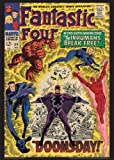 Fantastic Four #59: Vintage Marvel Poster by Asgard Press (2011-07-01)