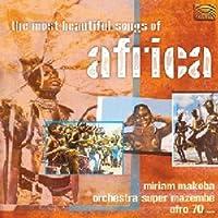 アフリカの最も美しい歌 (The Most Beautiful Songs of Africa – Miriam Makeba, Orchestra Super Mazembe, Afro 70)