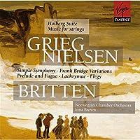 Grieg/Nielsen/Britte:Werke Fue