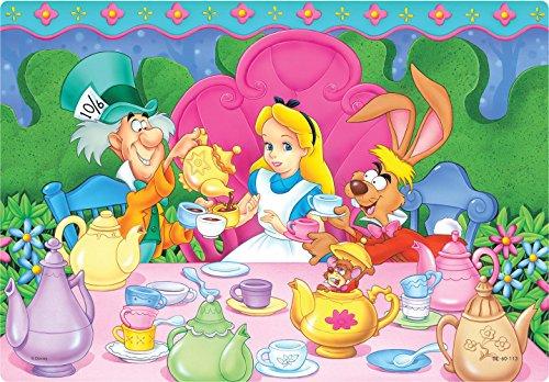 60ピース 子供向けパズル ふしぎの国のアリス アリスのたのしいティーパーティー 【チャイルドパズル】