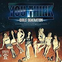 少女時代 You Think 5th アルバム ( 韓国盤 )( 限定特典5点 )(韓メディアSHOP限定)