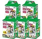 チェキフイルム instax mini インスタックスミニ 2P×5 計100枚セット(在庫あり。)